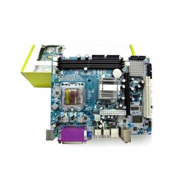 Zebronics 945 LGA 775 Socket Motherboard - Blue