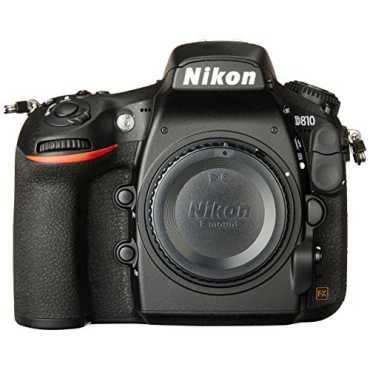 Nikon D810 DSLR (Body Only) - Black