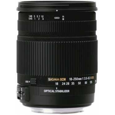 Sigma 18-250mm F 3 5-6 3 DC OS Lens for Nikon DSLR