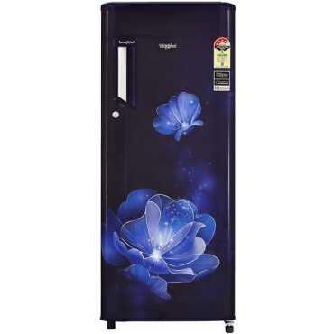 Whirlpool 215 IMPWCOOL PRM 200 L Direct Cool Single Door 4 Star Refrigerator(Sapphire Radiance)
