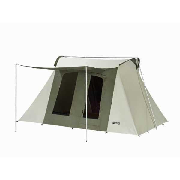 Kodiak Canvas Flex-Bow Deluxe Tent (8-Person)