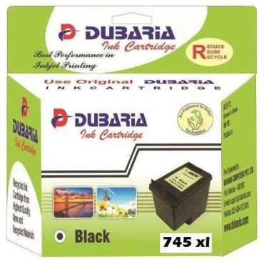 Dubaria 745 Xl Black Ink Cartridge