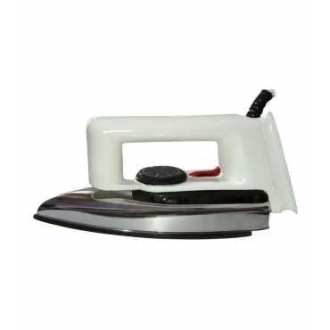 Bentag Slick 750W Dry Iron - White