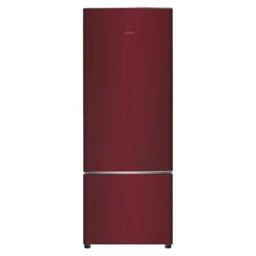 Haier HRB-3403BR-H 320 Ltr 3S Double Door Refrigerator (Brushed)