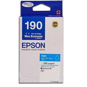 Epson 190 T190 Cyan Ink Cartridge