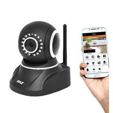 Pyle PIPCAM8 Wireless IP Surveillance Camera