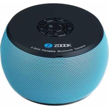 Zoook Minidrum Wireless Speaker - Blue