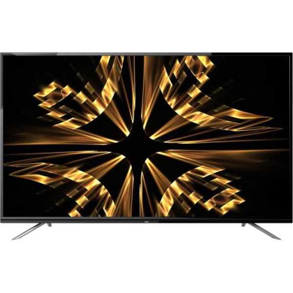 Vu (VU/S/OAUHD65) 65 Inch 4K Ultra HD Smart LED TV - Black