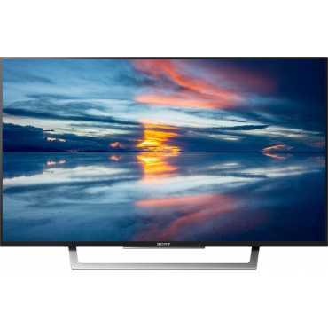 Sony Bravia KLV-49W752D49 Inch Full HD LED Smart TV - Black