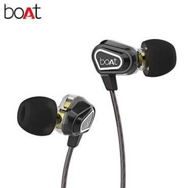Boat Nirvanaa Duo Dual Drivers In-Ear Headset