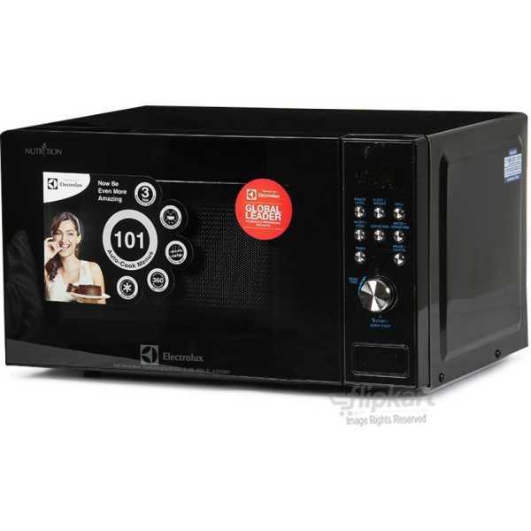 Electrolux 23J101 23L Convection Microwave Oven - Black
