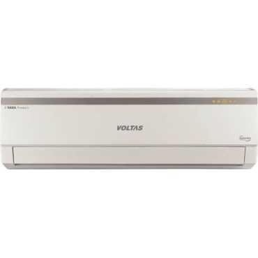 Voltas 155V LZC 1.2 Ton 5 Star Inverter Split Air Conditioner - White | Brown