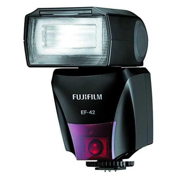 Fujifilm EF-42 TTL Flash - Black