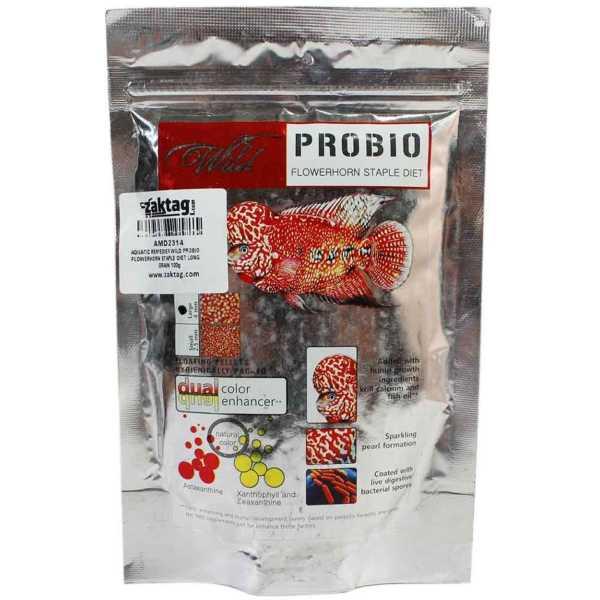 Aquatic Remedies Wild Probio Flowerhorn Fish Food (100 gm) Price in India,  Specifications, Reviews & Offers  Buy online @ Flipkart Amazon