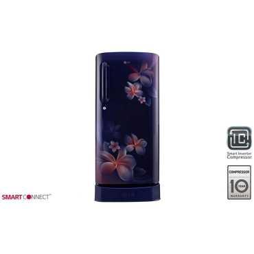 LG GL-D201ABPY 190 L 5 Star Inverter Single Door Refrigerator