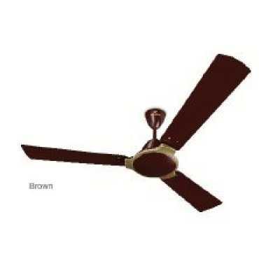 Bajaj Pride 3 Blade (1200mm) Ceiling Fan - Brown