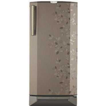 Godrej RD EdgePro 210 PD 6.2 4S (Carbon Leaf) 210 Litres Single Door Refrigerator