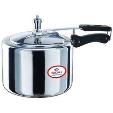 Bajaj Majesty Pcx35 Aluminium 5 L Pressure Cooker