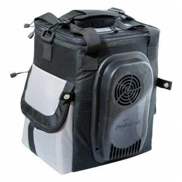 Koolatron Soft-Sided Electric Travel Cooler (14-Quart) - Grey