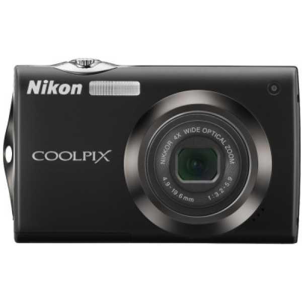 Nikon Coolpix S4000 Digital Camera