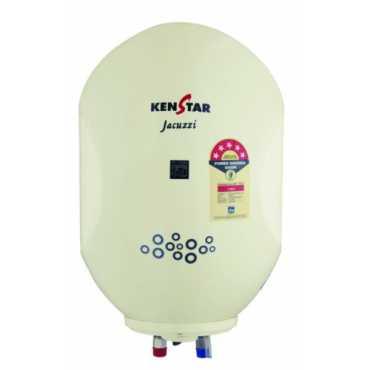 Kenstar Jacuzzi KGS15W6P 15 Litres 2KW Storage Water Geyser - White