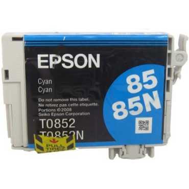 Epson 85N C13T122500 Light Cyan Ink Cartridge - Blue