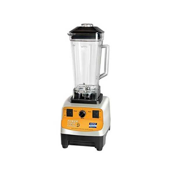 Kent 16003 2000W Power Grinder and Blender - Orange   Steel