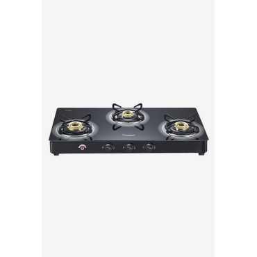 Prestige Royale Plus GT 03L AI 40205 3 Burners Gas Stove