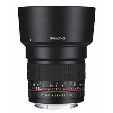 Samyang 85mm F1.4 Prime Lens (For Canon)