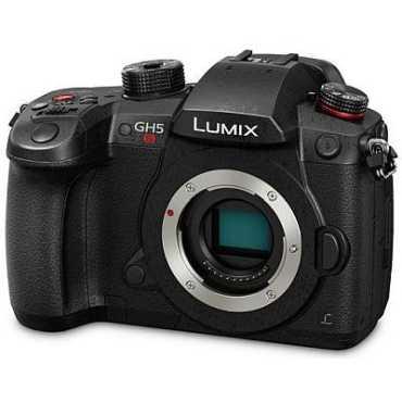 Panasonic Lumix GH5S 4K Mirrorless Camera (Body) - Black