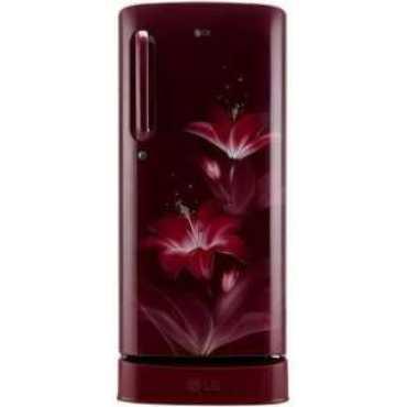 LG GL-D201ARGY 190 L 4 Star Inverter Direct Cool Single Door Refrigerator