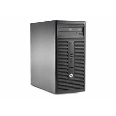 HP 280 G2 MT 4558 (X9W000AV) (Intel Core i3,4GB,1TB,Win 10) Desktop - Black