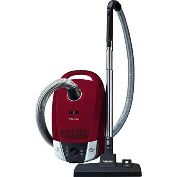 Miele Compact C2 3.5 L Vacuum Cleaner - Black