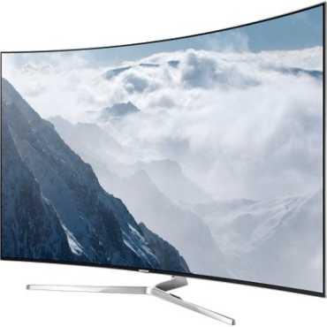Samsung 49KU6570 49 Inch Ultra HD 4K Smart Curved LED TV - Black