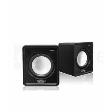 Zebronics 2.0 Computer Multimedia Speaker - Black