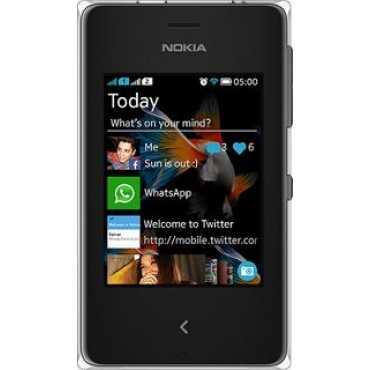Nokia Asha 500 - Black