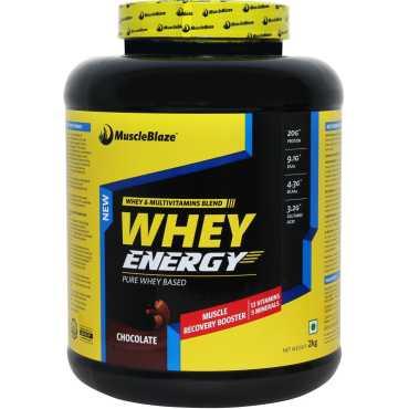 MuscleBlaze Whey Protein 2 Kg Chocolate