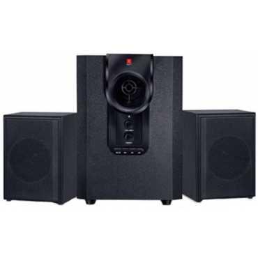 iball DJ X7 2.1 Channel Multimedia Speaker - Black