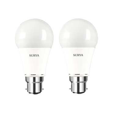 Surya ECO 7W LED Bulb (White, Pack of 2) - White