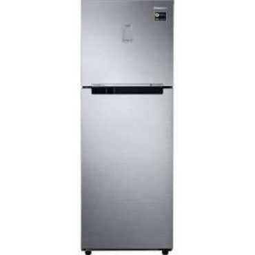 Samsung RT28R3723S8 253 L 3 Star Inverter Frost Free Double Door Refrigerator