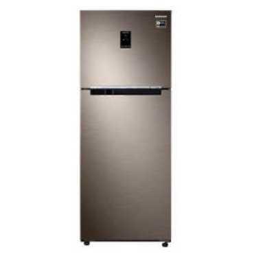 Samsung RT39R5588DX 390 L 3 Star Inverter Direct Cool Double Door Refrigerator