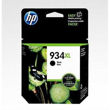 HP 934XL Black Ink Cartridge - Black