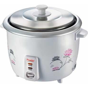 Prestige SRO 1.8-2 Electric Cooker - White