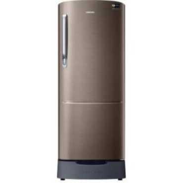 Samsung RR24T282YDX 230 L 3 Star Inverter Direct Cool Single Door Refrigerator