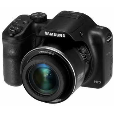 Samsung Smart WB1100F Digital Camera - Red   Black