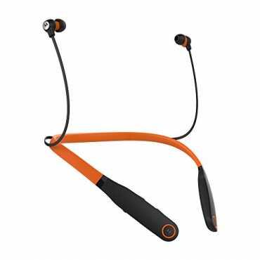 Motorola VerveRider Plus Bluetooth Headphones  - Black