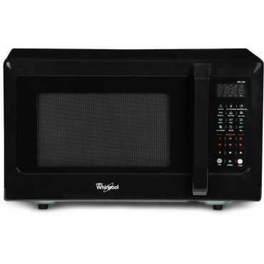 Whirlpool Magicook 25BG Grill 25 Litres Microwave - Black