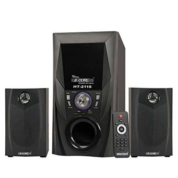 5core HT-2118 Multimedia Speaker System - Black