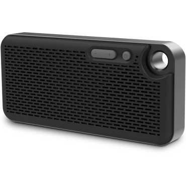 Syska Boom XS Bluetooth Speaker - Black