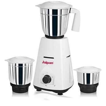 Jaipan Smart Pro 500W Mixer Grinder (3 Jar) - White